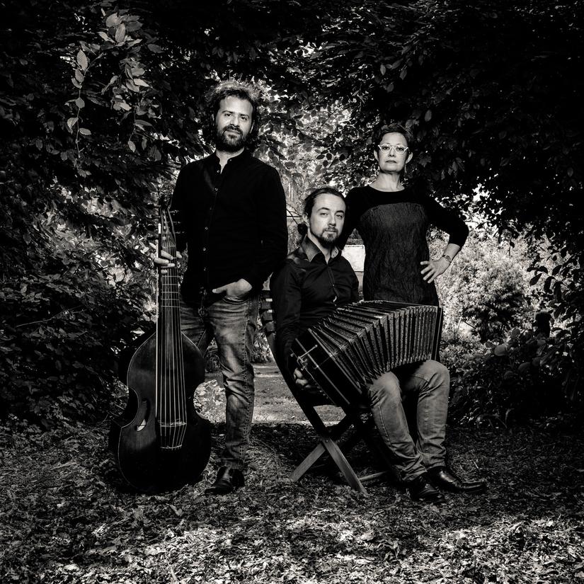 François Joubert-Caillet et son groupe - Studio Phil Factory - photographe à Nantes